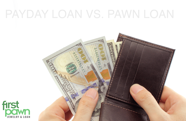 Pawn Loans vs. Payday Loans