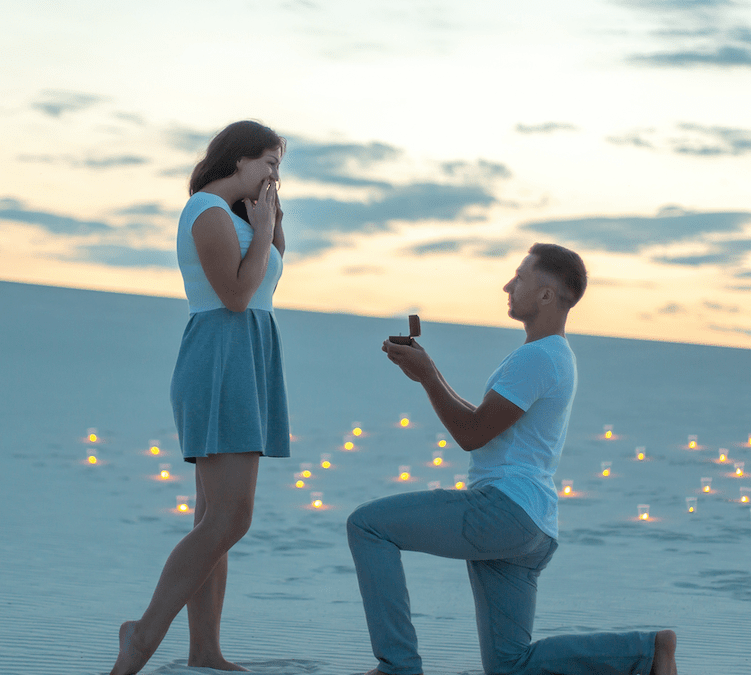 "Popping the Question – How to Avoid Spending a Fortune and Still Get That ""YES!"""