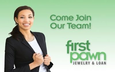 Are you Making $35,000-$65,000/yr with Benefits? First Pawn Jewelry and Loan of Naples, Florida