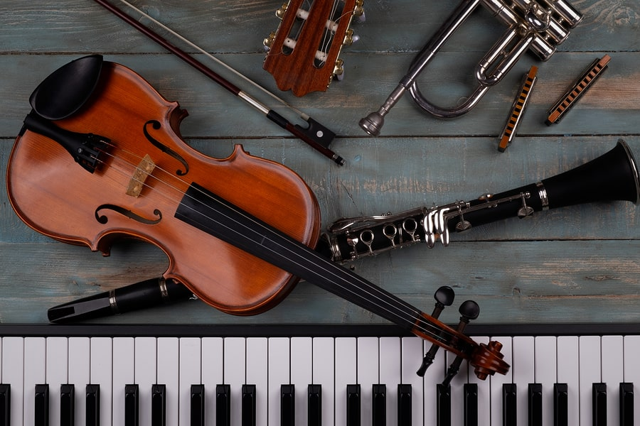 Do You Have a Musical Instrument Laying Around That You No Longer Play?