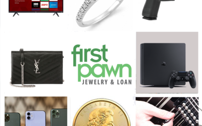 Looking for Something to Pawn? Check Out the Most Common Lucrative Options