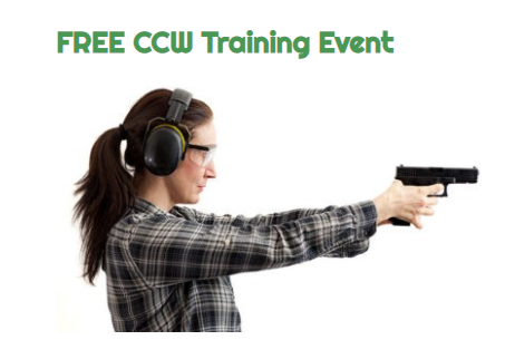 FREE Concealed Carry Weapon Training Event in Naples, Florida March 26th, 27th, and 28th