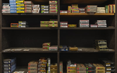 Ammo is in Short Supply but Our Shelves Are Stocked!