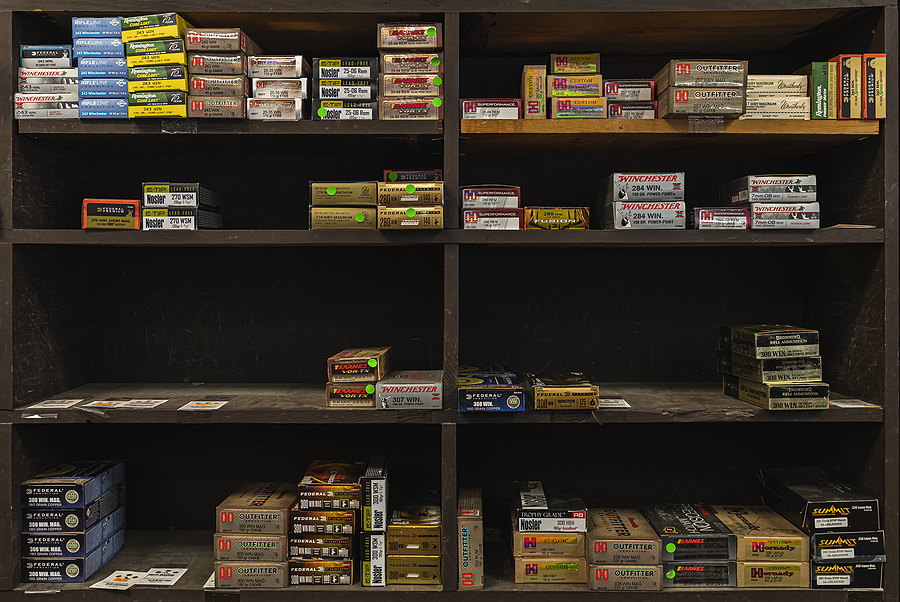 ammo shortage. We have ammo naples first pawn
