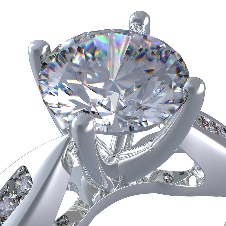First pawn jeweley and loan engagement diamond rings
